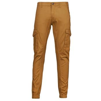 Îmbracaminte Bărbați Pantaloni Cargo Jack & Jones JJIPAUL Camel