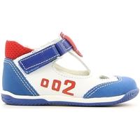 Pantofi Copii Sandale  Crazy MK0118A6E.W Albastru