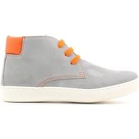 Pantofi Copii Ghete Crazy MK6052F6E.W Gri