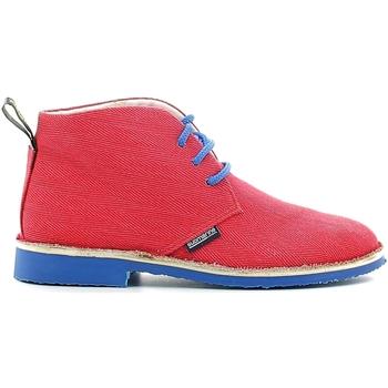 Pantofi Copii Ghete Submariine London SMLK610030 Roșu