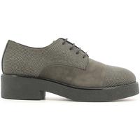 Pantofi Femei Pantofi Derby Mally 5532 Gri