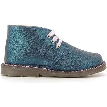 Pantofi Copii Ghete Grunland PO0579 Albastru