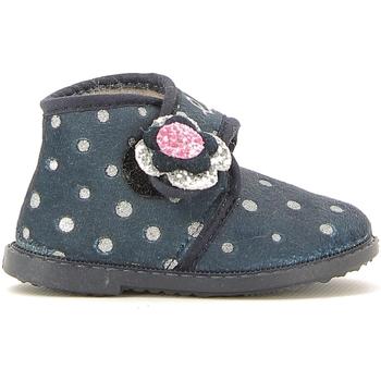 Pantofi Copii Papuci de casă Lulu LI220001S Albastru