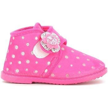 Pantofi Copii Papuci de casă Lulu LI220001S Roz