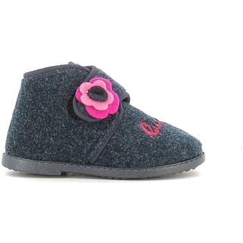 Pantofi Copii Papuci de casă Lulu LI230001S Negru