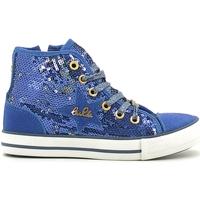 Pantofi Fete Pantofi sport stil gheata Lulu LV010070T Albastru