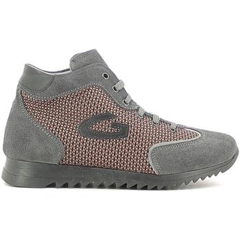 Pantofi Fete Pantofi sport stil gheata Alberto Guardiani GK22340G Gri