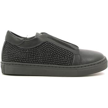 Pantofi Copii Pantofi Slip on Holalà HS050003L Negru