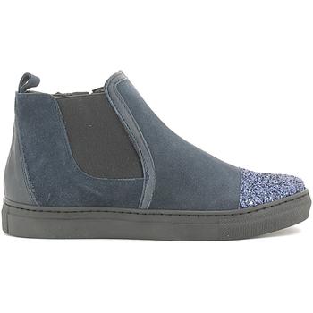 Pantofi Fete Ghete Holalà HS050009L Albastru