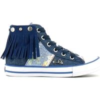 Pantofi Fete Pantofi sport stil gheata Lulu LV010060T Albastru