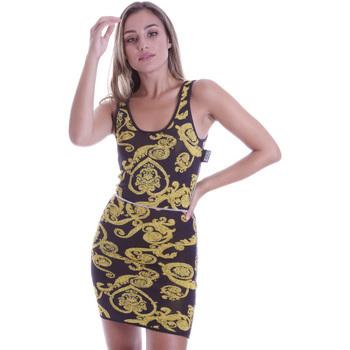 Îmbracaminte Femei Rochii scurte Versace B4HVB81050414KA9 Negru