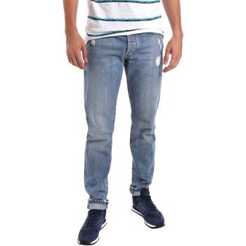 Îmbracaminte Bărbați Jeans slim Sseinse PJE625SS Albastru