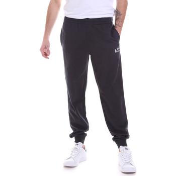 Îmbracaminte Bărbați Pantaloni de trening Ea7 Emporio Armani 8NPP53 PJ05Z Negru