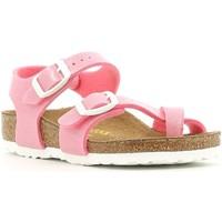 Pantofi Fete Sandale  Birkenstock 371603 Roz