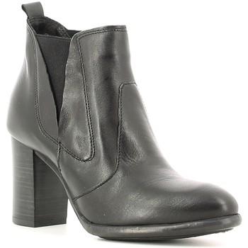 Pantofi Femei Ghete Café Noir NHG112 Negru