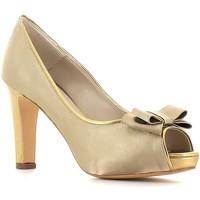 Pantofi Femei Pantofi cu toc Grace Shoes 834 Aur