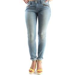 Îmbracaminte Femei Jeans drepti Geox W5230A T2209 Albastru