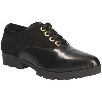 Pantofi Femei Pantofi Derby Byblos Blu 6MBS41 Negru