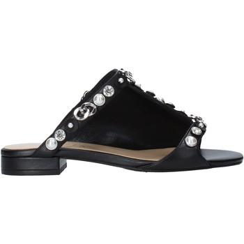 Pantofi Femei Papuci de vară Apepazza S0PETIT09/LEA Negru