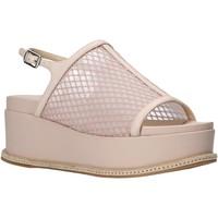 Pantofi Femei Sandale  Apepazza S0CHER04/NET Roz