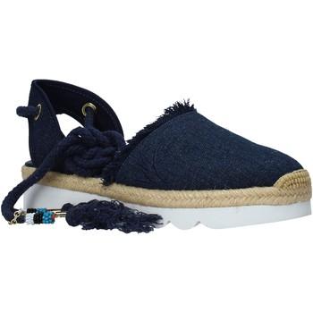 Pantofi Femei Espadrile Manila Grace S617DU Albastru