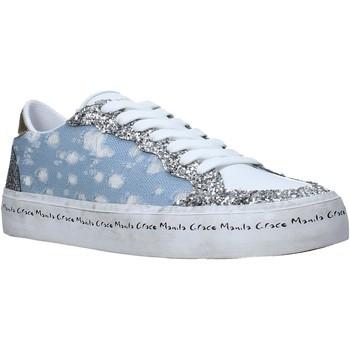 Pantofi Femei Pantofi sport Casual Manila Grace S642DU Albastru