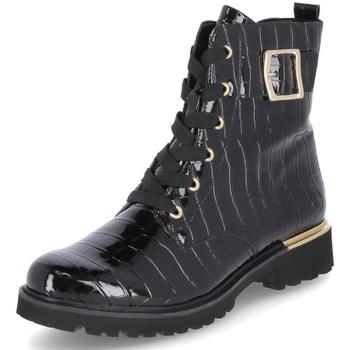 Pantofi Femei Ghete Remonte Dorndorf D868302 Negre