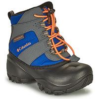 Pantofi Copii Cizme de zapadă Columbia CHILDRENS ROPE TOW Albastru / Portocaliu