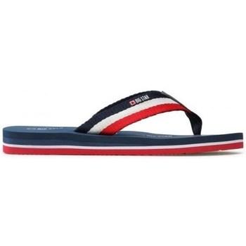 Pantofi Bărbați  Flip-Flops Big Star HH174827 Albastru marim