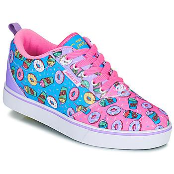 Pantofi Copii Pantofi cu Role Heelys PRO 20 Roz / Lavanda / Albastru