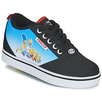 Pantofi Copii Pantofi cu Role Heelys PRO 20 PRINTS Negru / Albastru / Multicolor