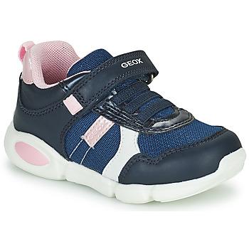 Pantofi Băieți Pantofi sport Casual Geox B PILLOW Albastru
