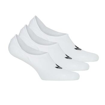 Lenjerie intimă Șosete adidas Originals LOW CUT SOCK X3 Alb