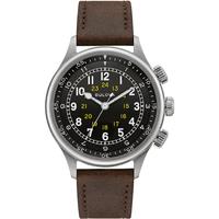 Ceasuri & Bijuterii Bărbați Ceasuri Analogice Bulova 96A245, Automatic, 42mm, 3ATM Argintiu