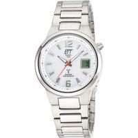 Ceasuri & Bijuterii Bărbați Cesuri Analogic- digital Ett Eco Tech Time Ett  EGT-11467-11M, Quartz, 41mm, 5ATM Gri