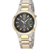 Ceasuri & Bijuterii Bărbați Cesuri Analogic- digital Ett Eco Tech Time Ett  EGT-11468-21M, Quartz, 41mm, 5ATM Auriu