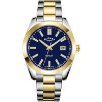 Ceasuri & Bijuterii Bărbați Ceasuri Analogice Rotary GB05181/05, Quartz, 40mm, 10ATM Auriu