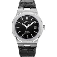 Ceasuri & Bijuterii Bărbați Ceasuri Analogice Rotary GS05410/04, Automatic, 40mm, 10ATM Argintiu