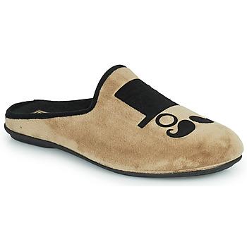 Pantofi Bărbați Papuci de casă Rondinaud SEMOUSE Taupe