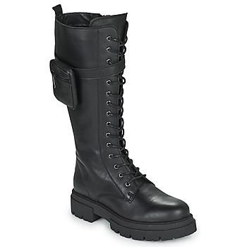 Pantofi Femei Cizme casual Fericelli PISA Negru