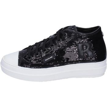 Pantofi Femei Pantofi sport stil gheata Rucoline BH358 Negru
