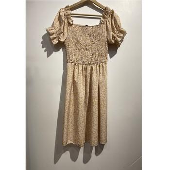 Îmbracaminte Femei Rochii scurte Fashion brands 53176-BEIGE Bej