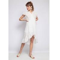 Îmbracaminte Femei Rochii scurte Fashion brands U5233-BLANC Alb