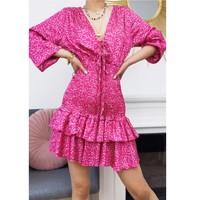 Îmbracaminte Femei Rochii scurte Fashion brands 22974-FUSHIA Fushia
