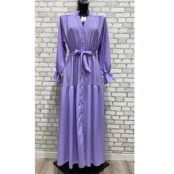 Îmbracaminte Femei Rochii lungi Fashion brands 2155-LILAS Liliac