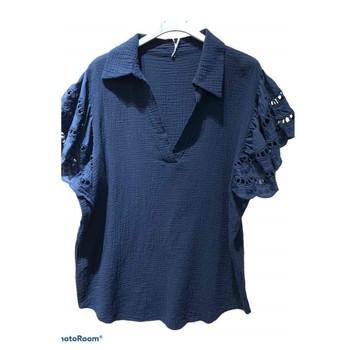 Îmbracaminte Femei Topuri și Bluze Fashion brands 310311-NAVY Albastru