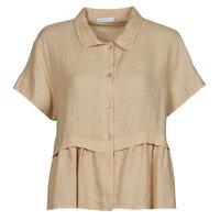 Îmbracaminte Femei Topuri și Bluze Fashion brands 10998-BEIGE Bej