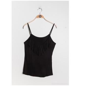Îmbracaminte Femei Topuri și Bluze Fashion brands D852-BLACK Negru