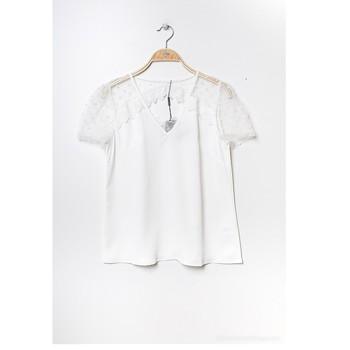 Îmbracaminte Femei Topuri și Bluze Fashion brands K5518-WHITE Alb