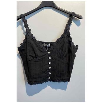 Îmbracaminte Femei Topuri și Bluze Fashion brands 6133-BLACK Negru